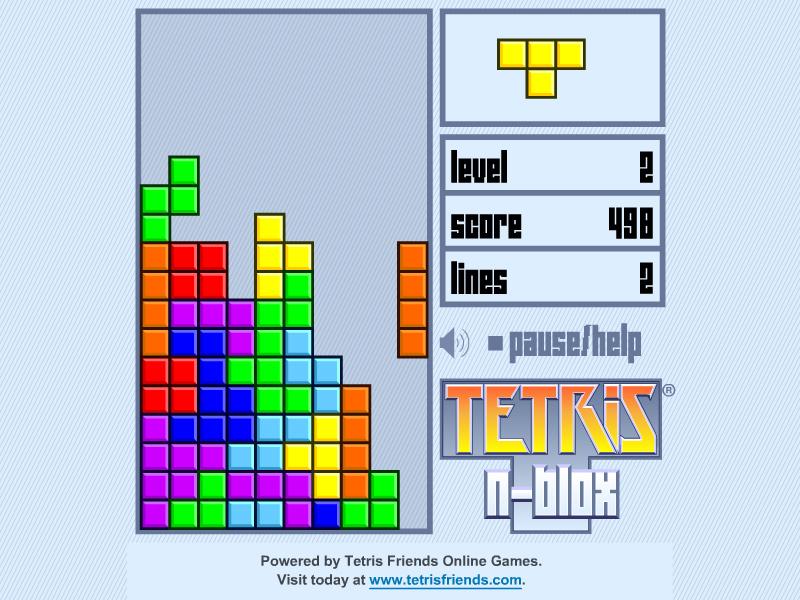 Tetris | Logic Online Game