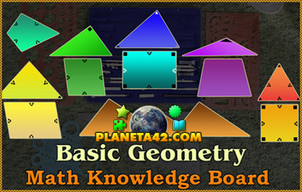 Geometry Games | Math Learning Games