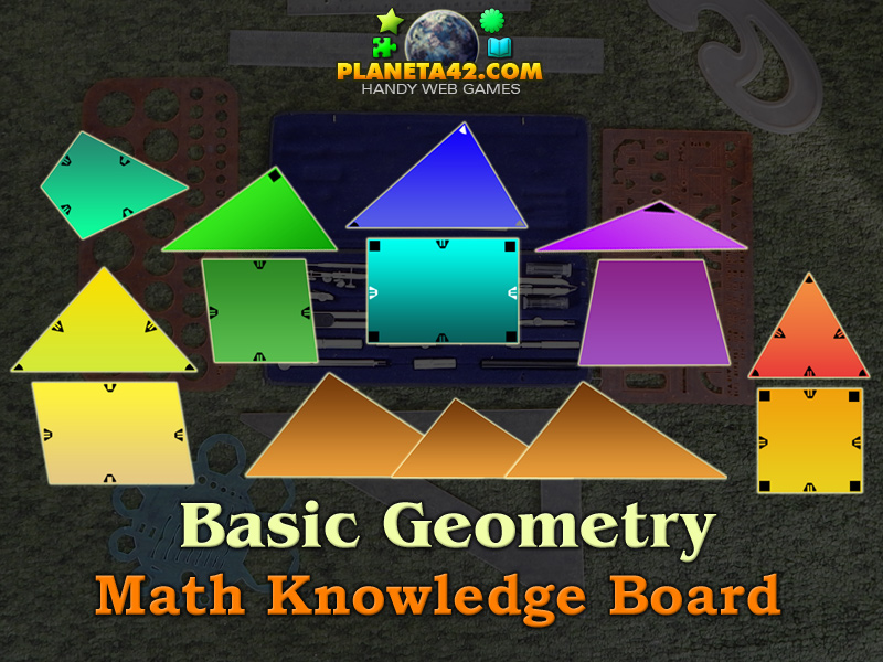 Basic Geometry Game
