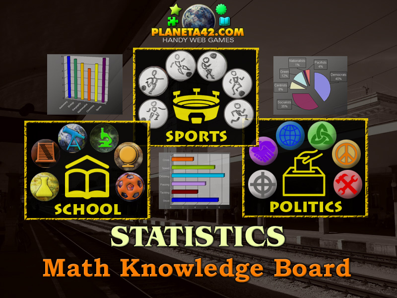Statistics | Online Math Game