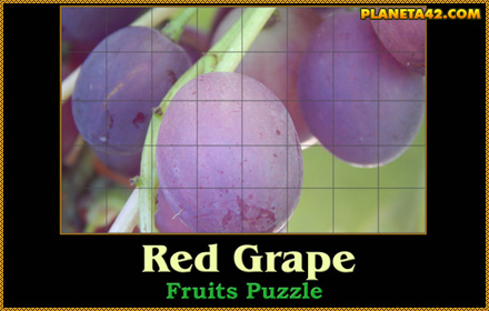 Red Grape Puzzle