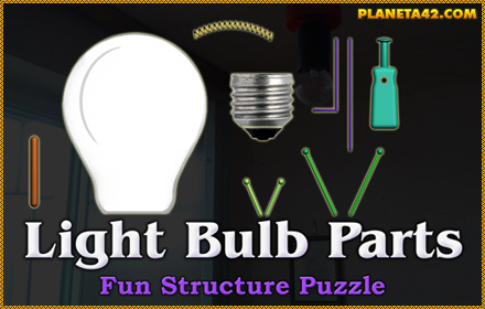 Light Bulb Structure
