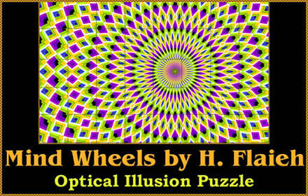 Mind Wheels Puzzle