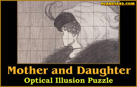 Mother and Daughter Puzzle