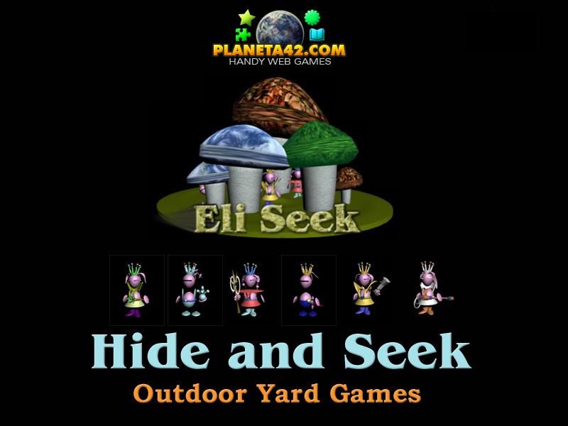 Hide And Seek Fun Yard Game