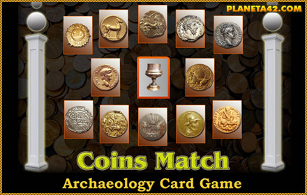 Coins Match Game