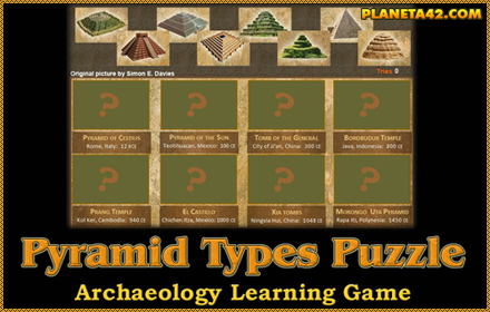 Pyramid Types Puzzle