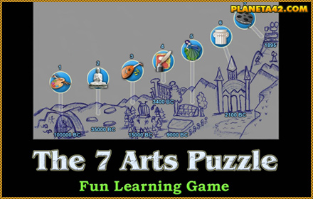 The 7 Arts Puzzle