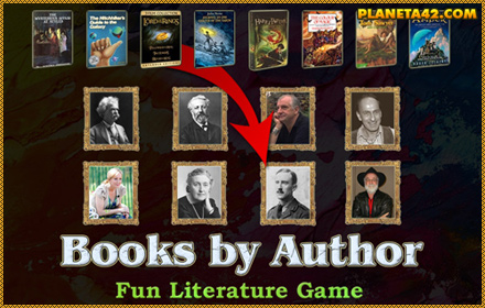 Books by Author Puzzle