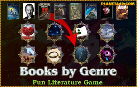 Books by Genre Puzzle