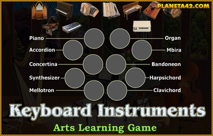 Keyboard Instruments Puzzle