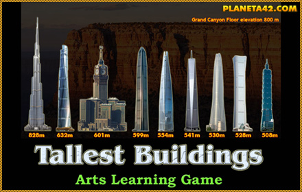 The Tallest Buildings Puzzle
