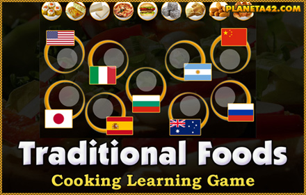 Traditional Foods Puzzle