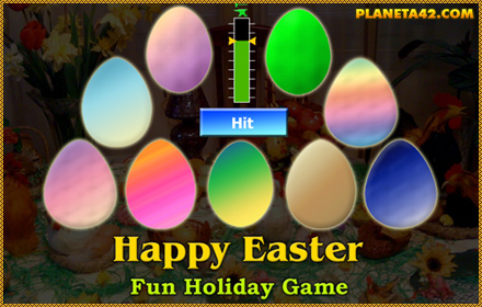 Easter Eggs Game