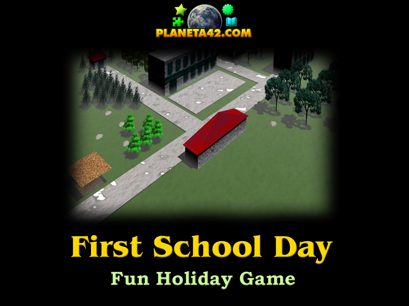 First School Day Game