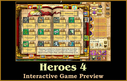 Heroes of Might and Magic 4 Puzzle