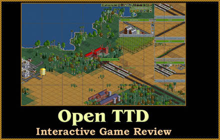 Open Transport Tycoon Puzzle