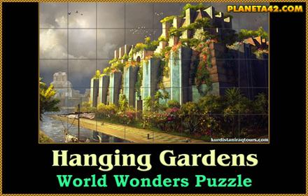 Hanging Gardens Puzzle