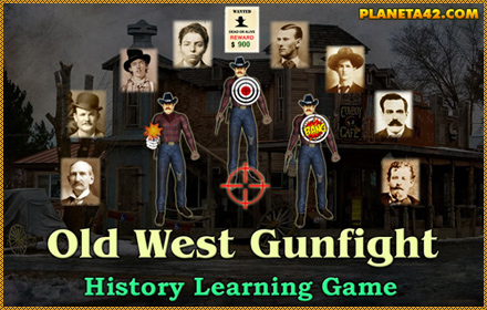 Wild West Outlaws Game