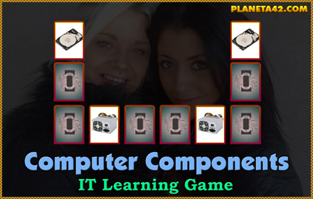 Computer Components Game