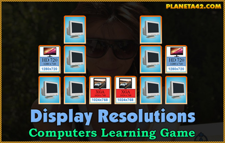 Display Resolution Game