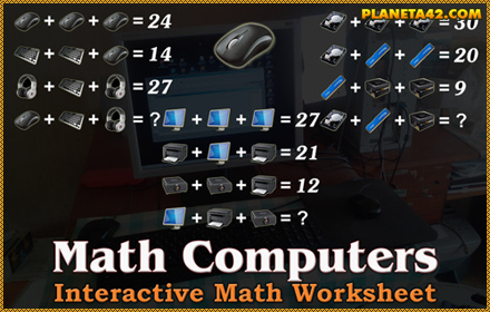 Math Computers Game